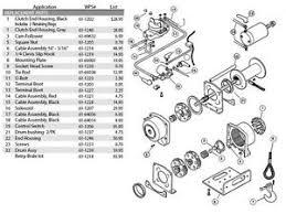 warn winch 2500 parts diagram warn image wiring warn winch parts list warn image about wiring diagram on warn winch 2500 parts diagram