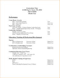 Sample Curriculum Vitae For Job Application Job Resume Samples Pdf Fresh 8 Sample Curriculum Vitae For Job