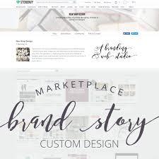 Custom Design Marketplace Storenvy Marketplace Brand Story Custom Design