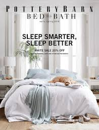 Online Catalog Bed & Bath Early Spring 2018 | Pottery Barn