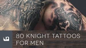 рыцарь тату отражает внутренний мир владельца значение фото