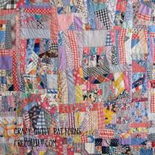 Crazy Quilt Patterns - Free Crazy Quilt Block Patterns & Crazy Quilt Patterns Adamdwight.com