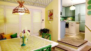 Yellow Kitchen Floor Yellow Kitchen Cabinets Pictures Ideas Tips From Hgtv Hgtv