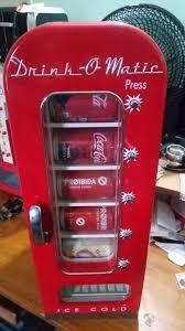 Drink O Matic Vending Machine Cool Mini Geladeira Drink O Matic Vending Machine R 4848 Em Mercado