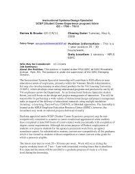 Sample Resume And Cover Letter Pdf Fresh Usa Jobs Cover Letter