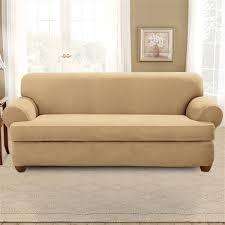 surefit sure fit stretch suede sofa