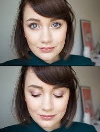 when it es to both day and evening makeup i tend to stick to what i know but with a pinch of added drama it s not too out there for