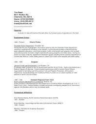 law enforcement resume cover letter law enforcement resume objective resume  objective examples law enforcement resume definition