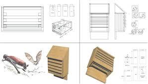 build a bat house free plans for building bat houses beautiful outstanding plans for bat house
