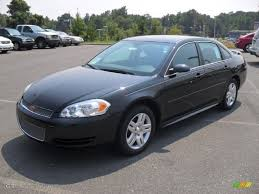 2012 Black Granite Metallic Chevrolet Impala LT #53672675 ...