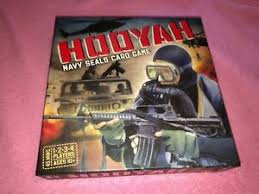 Details About Hooyah Navy Seals Card Game