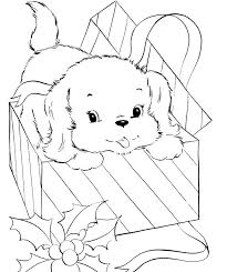 Kleurplaat Cute Hond Puppies Labrador Ausmalbild Malvorlage Tiere