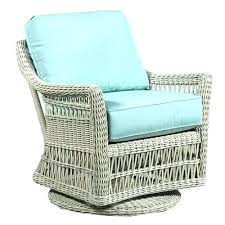 wicker swivel glider rocker outdoor patio chair home improvement s nyc