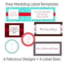 Free Address Labels Samples Address Label Templates Free Example Mughals 18