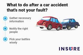 Whether you bought your insurance directly with us or through an intermediary such as a broker, get in touch using the details below and we'll get the ball rolling right speak to our claims team (outside the uk). What To Do After A Car Accident That S Not Your Fault