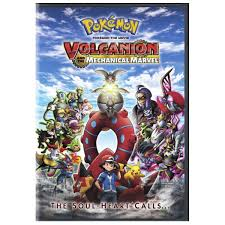 Pokemon The Movie 19: Volcanion and The Mechanical Marvel [DVD]