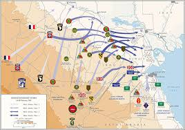 a century of u s relations origins current events in  troop movements during operation desert storm