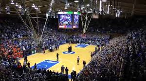 Duke Basketball Seating Chart Why Duke Fans Rocked To Everytime We Touch