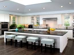 contemporary kitchens islands.  Kitchens Contemporary Kitchen Islands With Seating 7 Kitchens I