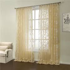 fancy yellow sheer curtains and curtains sheer curtains one panel country knitted yellow