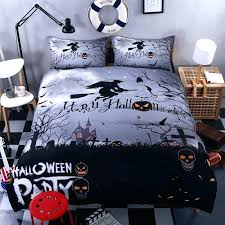 jack bed sets bedding set twin size king queen full quilt cover nightmare before bedclothes skellington