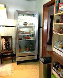 glass door refrigerator for home front commercial fridge freezer
