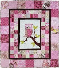 Best 25+ Owl baby quilts ideas on Pinterest | Owl quilts, Baby ... & Baby Quilt Owl // Baby Shower Gift // Nursery Quilt // Girl's Room //  Girl's Quilt // Toddler Quilt // Boy's Quilt // Handmade Quilt Adamdwight.com