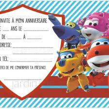 Carte D Invitation Anniversaire Enfant Carte Invitation Anniversaire