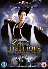 Zu Warriors From Magic Mountain [UK Import]: Amazon.de: Sammo Hung, Yuen  Biao, Adam Cheng, Brigitte Lin, Moon Lee, Judy Ong, Tsui Hark, Sammo Hung,  Yuen Biao: DVD & Blu-ray