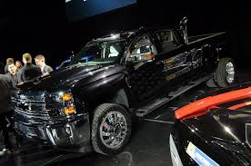 Chevy Unveils New Concept Trucks Ahead Of Show