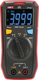 <b>UT123</b>, <b>Мультиметр</b> цифровой (карманный) NCV | купить в ...