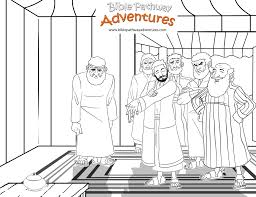 Free Bible lesson for kids - Joseph and His Brothers