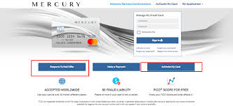 It has a $95 annual fee, but it. Www Mercurycards Com Mercury Mastercard Credit Card Activation Credit Cards Login