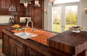creative kitchen countertops
