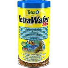 <b>Tetra WaferMix корм</b> в виде чипсов для всех донных рыб - 1 л