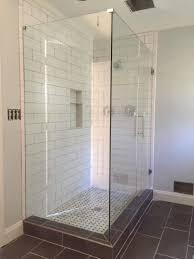 image of shower door pull handles model