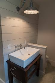 creative of vintage style bathroom lighting classic barn lighting for a modern farmhouse home in maine