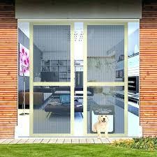 sliding screen door guard car door garage wall protector garage door