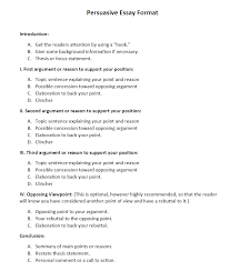 Argument And Persuasion Essay Examples Persuasive Essay Examples Tips For Writing A Good Essay