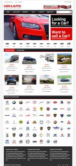 Car For Sale Sign Examples 15 Best Car Dealer Wordpress Themes 2019 Athemes