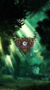 world of warcraft legion druid blizzard artwork