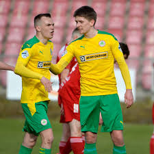 Cliftonville boss praises Ryan Curran after striker records his ...