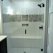 delta glass shower door installation small shower door delta doors installation medium size of glass enclosures