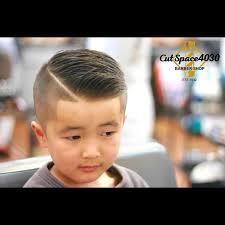 キッズショート 震災刈り ハードパート ラインアップ メンズの髪の悩み
