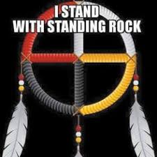Image result for Standing Rock Sioux art