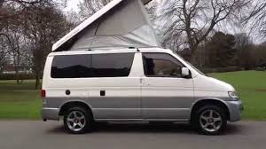 Camper Cars 2000 Mazda Bongo 25 V6 Camper Automatic For Sale Classic Cars