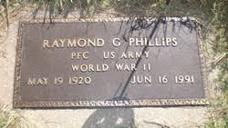 Raymond G. Phillips (1920-1991) - Find A Grave Memorial