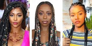 8 Tendances De Tresses Afro à Retenir En 2018