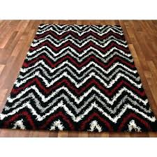 white and black area rugs red tan and black area rugs contemporary zigzag gy rug gray white stripes pattern modern abstract red black grey area rugs