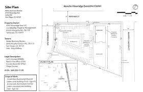 floor plan of the office. Site Plan Of A Building Floor The Office